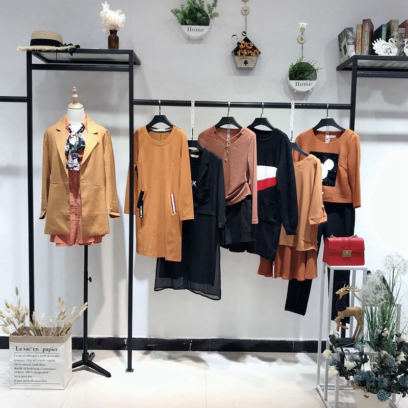 颖斯黛尔  品牌折扣代理  郑州银基服装市场
